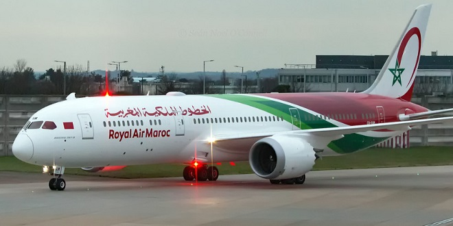 هذه مواعيد رحلات الخطوط الملكية المغربية الجديدة أشطاري 24